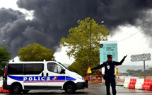 Incendie chez Lubrizol à Rouen : quelles sont les routes fermées ce matin dans l'agglomération