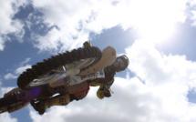 Eure : un adepte de moto-cross blessé grièvement à Sainte-Colombe-la-Commanderie