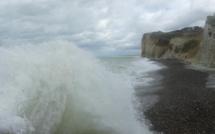 Normandie : avis de grand frais et coups de vent en mer et sur le littoral