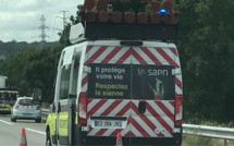 Un fourgon s'encastre dans un poids-lourd : un mort sur l'A13 entre le Calvados et l'Eure