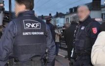 Des agents de la Suge victimes de jets de projectiles à la gare de Limay (Yvelines)