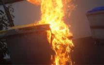 Eure : un adolescent interpellé après deux feux de poubelles à Évreux