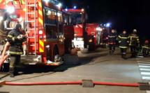 Rouen : violent incendie dans un immeuble, aucune victime n'est à déplorer