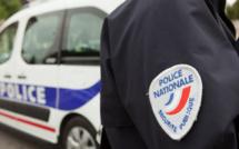 Yvelines : l'automobiliste prend la fuite en voyant arriver la police, à Mantes-la-Ville