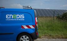 Une camionnette percute un poteau : 132 foyers privés d'électricité à Valliquerville, près d'Yvetot