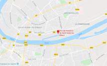 Une embarcation menace de couler dans le port de plaisance de Saint-Aubin-lès-Elbeuf