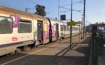 Perturbations sur la ligne Paris - Le Havre à cause d'une caténaire arrachée entre Yvetot et Bréauté