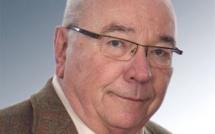 Décès de Claude Lacout, ancien élu de Vernon : Sébastien Lecornu lui rend hommage