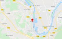 Yvelines : une voiture volée retrouvée incendiée à Médan après plusieurs vols par effraction