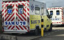 Yvelines : le corps sans vie d'un homme de 56 ans découvert lardé de 14 coups de couteau