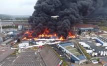 Incendie Lubrizol à Rouen : la commission d'enquête du Sénat lance une consultation des élus locaux