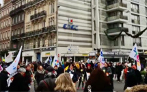 La mobilisation contre la réforme des retraites continue en Seine-Maritime et dans l'Eure