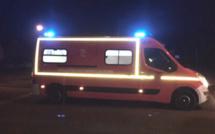 Collision entre trois véhicules dans l'Eure : quatre jeunes gens blessés