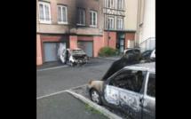 """Seine-Maritime : elle incendie la voiture de son """"ex"""", et s'en prend aussi à ses ex-beaux parents à Elbeuf"""