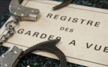 L'ex-concubin est placé en garde à vue pour menaces de mort aggravées à Mantes-la-Jolie (Yvelines)