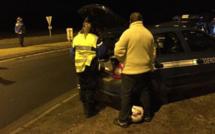Nuit du réveillon : les gendarmes de la compagnie de Bernay ont occupé le terrain