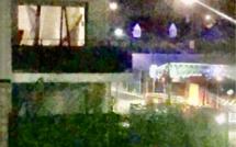 Une femme brûlée dans l'explosion de son appartement ce soir à Aubergenville (Yvelines)