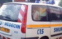 Un scooter percuté de plein fouet par une camionnette à Sartrouville (Yvelines) : un blessé grave