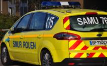 Un adolescent percuté violemment par une voiture en traversant la RN138 près de Rouen