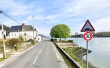 Eure : la Seine sort de son lit, 40 cm d'eau dans les rues à Caumont, six personnes évacuées