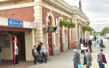 Yvelines : il tente d'écouler un faux billet et agresse deux agents de la gare de Mantes-la-Jolie