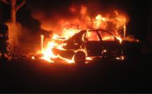 Incendie dans un garage à Rouen : quatre véhicules détruits, 15 autres endommagés