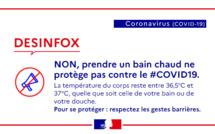 Coronavirus : info / intox