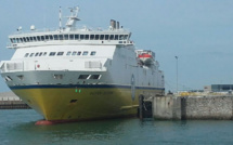 Coronavirus : la ligne de ferry Dieppe-Newhaven ne prend plus de touristes à bord