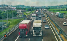Crise sanitaire : ligne directe  entre les transporteurs routiers et le ministère de l'Écologie