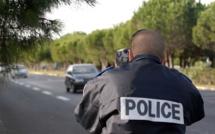 En période de confinement, la police traque aussi les excès de vitesse