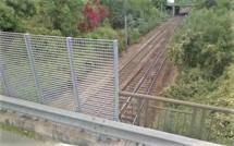 Yvelines : un jeune homme secouru sur les voies SNCF après une chute d'un pont à Buchelay