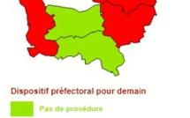 Procédure d'alerte pour les particules en suspension dans l'Eure et la Seine-Maritime