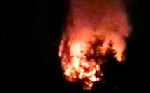 Eure : une gerbe de feu et une déflagration cette nuit dans le ciel de Croth
