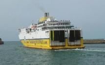 Crise sanitaire : la liaison maritime Dieppe - Newhaven réduite à un aller-retour par jour