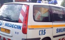 Seine-Maritime : un octogénaire blessé après une sortie de route et des tonneaux, près de Bolbec