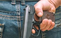 Seine-Maritime : pistolet à la ceinture dans une rue d'Harfleur, il tombe sur des policiers de la BAC