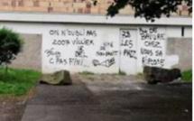 Menaces et injures envers la police : des tags vengeurs fleurissent à Mantes-la-Jolie et Maurepas (Yvelines)