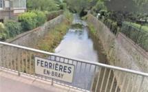 Seine-Maritime : une cuve de fioul se vide dans le réseau d'eau pluvial à Gournay-en-Bray
