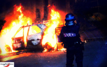 Yvelines : les policiers ripostent à des tirs de mortier et de cocktail Molotov à Mantes-la-Jolie