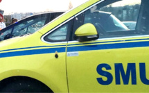 Seine-Maritime : une voiture percute un poteau électrique, le conducteur coincé à l'intérieur
