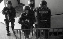 L'unité d'élite de la Police neutralise un homme retranché chez lui à Harfleur, près du Havre