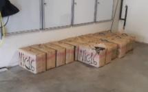 552 kilos de résine de cannabis saisis parmi des melons et des pastèques en région parisienne
