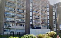 Le Havre : la toiture en cours de réfection d'un immeuble de 7 étages s'enflamme