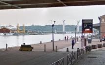 Seine-Maritime : tombés dans la Seine, à Rouen,  deux hommes repêchés sains et saufs par les sapeurs-pompiers