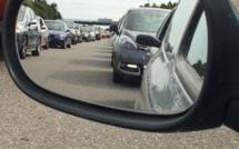 Circulation : 621 km de bouchons à midi sur la route des vacances