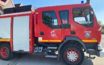 Sept feux d'espaces naturels dans l'Eure ce jeudi : 70 sapeurs-pompiers mobilisés