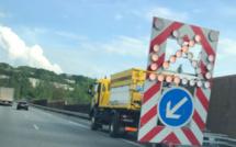 Remorque en feu : l'A28 fermée à la circulation ce matin en Seine-Maritime