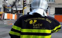 Seine-Maritime : fuite de gaz à Maromme à cause d'une canalisation arrachée sur un chantier