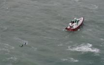 Seine-Maritime : un adepte de wingfoil secouru au large de la plage de Sainte-Adresse
