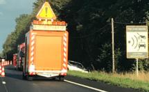 Deux accidents à la même heure sur la RN13 près de Pacy-sur-Eure : quatre blessés